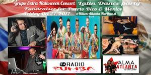 Grupo Extra Concert Halloween Party Atlanta...