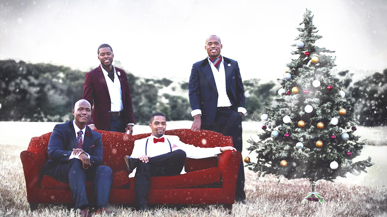 Sons of Serendip Christmas Concert: December 12 | Grand Rapids, MI | First United Methodist Church | December 12, 2017