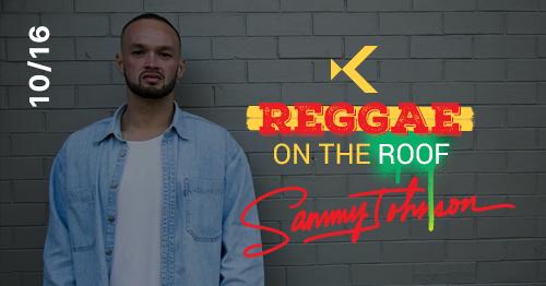 Reggae on the Roof Feat Sammy Johnson