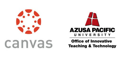 Teaching with Canvas: Basics (Face to Face Training)