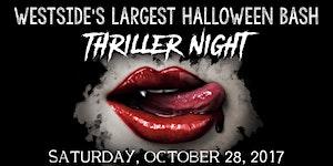 Thriller Night Halloween Bash