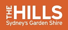 The Hills Shire Library Service logo
