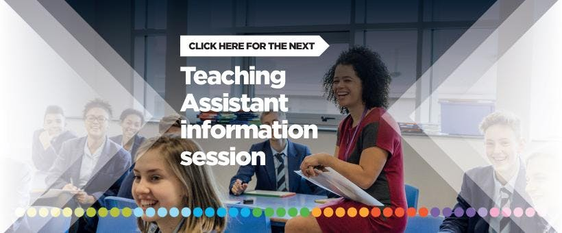 Teaching Assistants - Information Evening