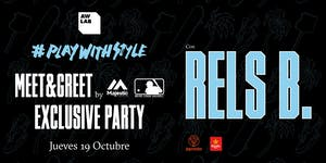RELS B exclusive party x AW LAB #PlayWithStyle