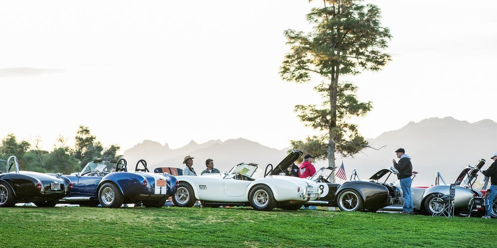 Concours In The Hills Tickets Sat Feb At AM Eventbrite - Fountain hills car show