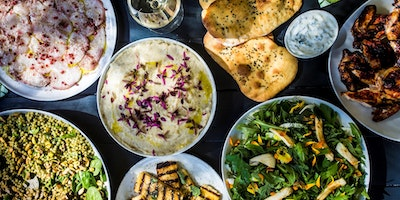 Herbie's Meze, a sharing feast