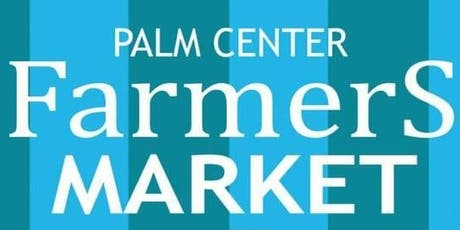 Palm Center Farmer's Market tickets