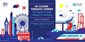 UK Alumni Thematic Discussion - Surabaya