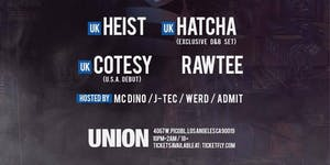 Xcellerated & Killahurtz Present Heist, Hatcha...