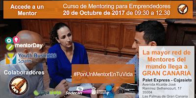 Emprendedor/a pon un mentor en tu vida: Gran Canaria