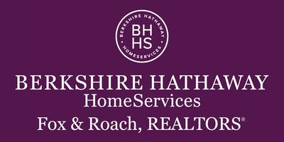 BEST New Agent Training, BHHS F&R Cherry Hill Corporate Hdqtrs,  Wednesday & Thursday afternoons. 13 Classes in 7 Weeks.