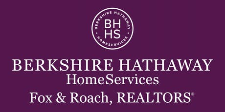 BEST New Agent Training, BHHS F&R Cherry Hill Corporate Hdqtrs,  Wednesday & Thursday afternoons. 13 Classes in 7 Weeks. tickets