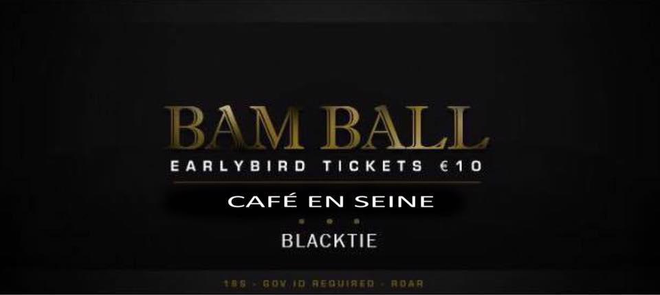 The BAM BALL 17
