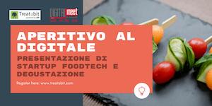 Aperitivo al digitale: presentazione di startup...