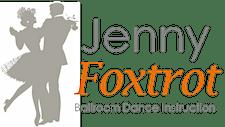Jenny Foxtrot Ballroom Dance Instruction logo