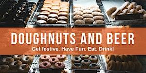 Halloween Night - Beer and Doughnut Pairing