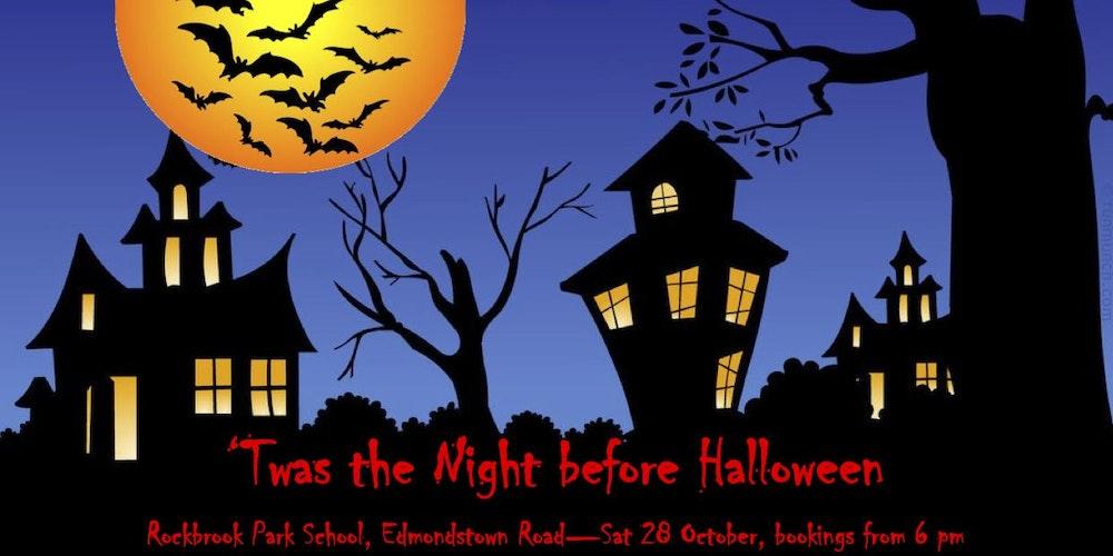 Twas the Night before Halloween Tickets, Multiple Dates | Eventbrite