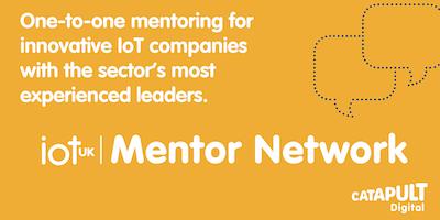 IoTUK Mentor Network - Speed Matching Event (Belfast)