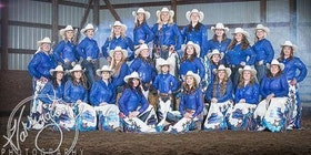 Shipshewana Festival Of Lights Mid America Cowgirl Rodeo Drill Team Grand Opening Performance Tickets