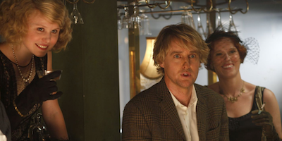 Interiors Cinema Club - Playing with Time: Midnight in Paris
