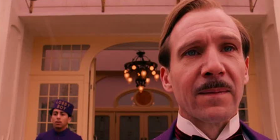Interiors Cinema Club - Playing with Time: The Grand Budapest Hotel