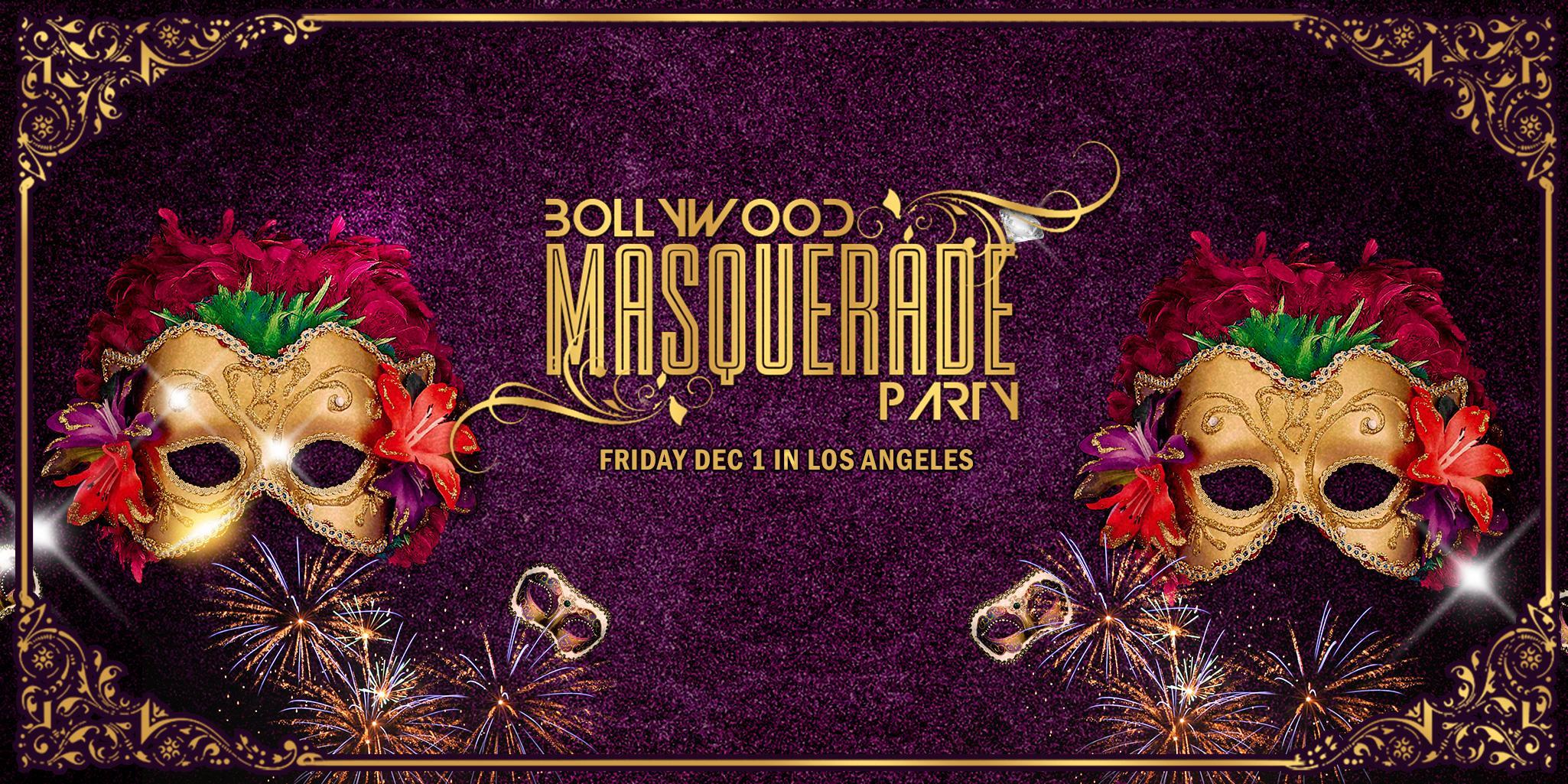 Bollywood Masquerade in Los Angeles