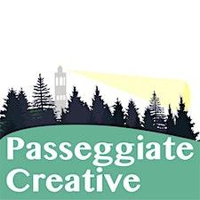 Passeggiate creative logo