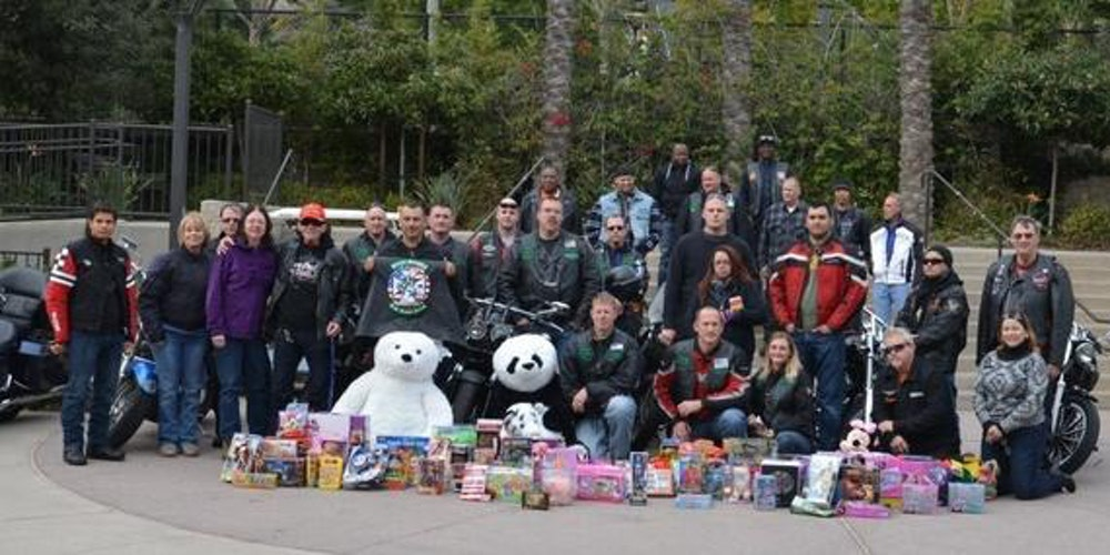 Toys For Joy : Th annual toy ride for toys joy tickets sat dec
