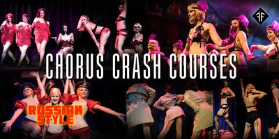 Intro to Burlesque: Chorus/Group Routines Crash Courses - Fishnet Follies