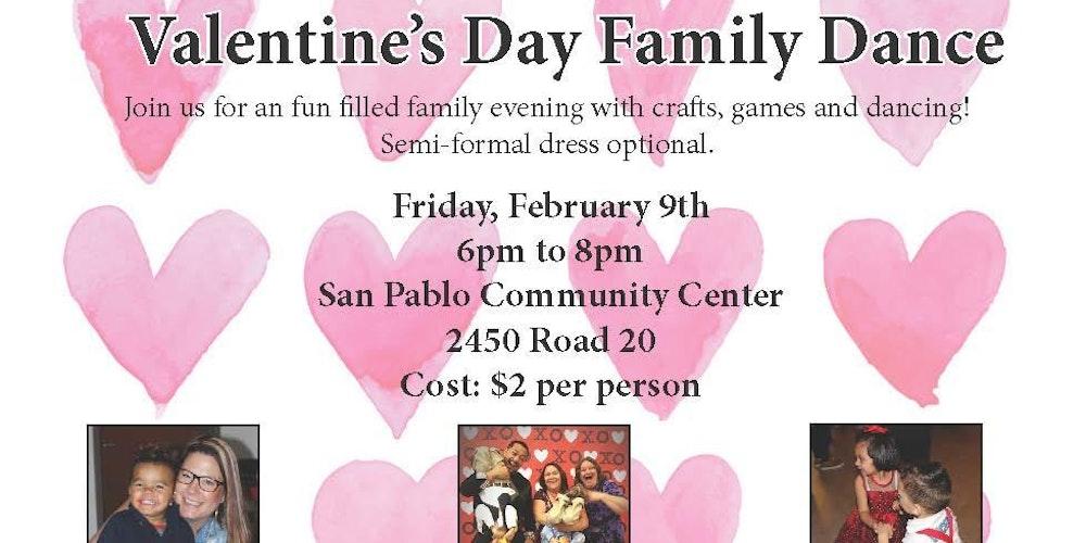Valentine\'s Day Family Dance Tickets, Fri, Feb 9, 2018 at 6:00 PM ...