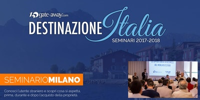 L'Immobiliare e il Mercato Estero, Seminario per il Real Estate - MILANO