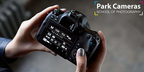 Getting To Grips With Your Camera  tickets