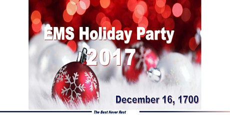 2017 EMS Holiday Party tickets