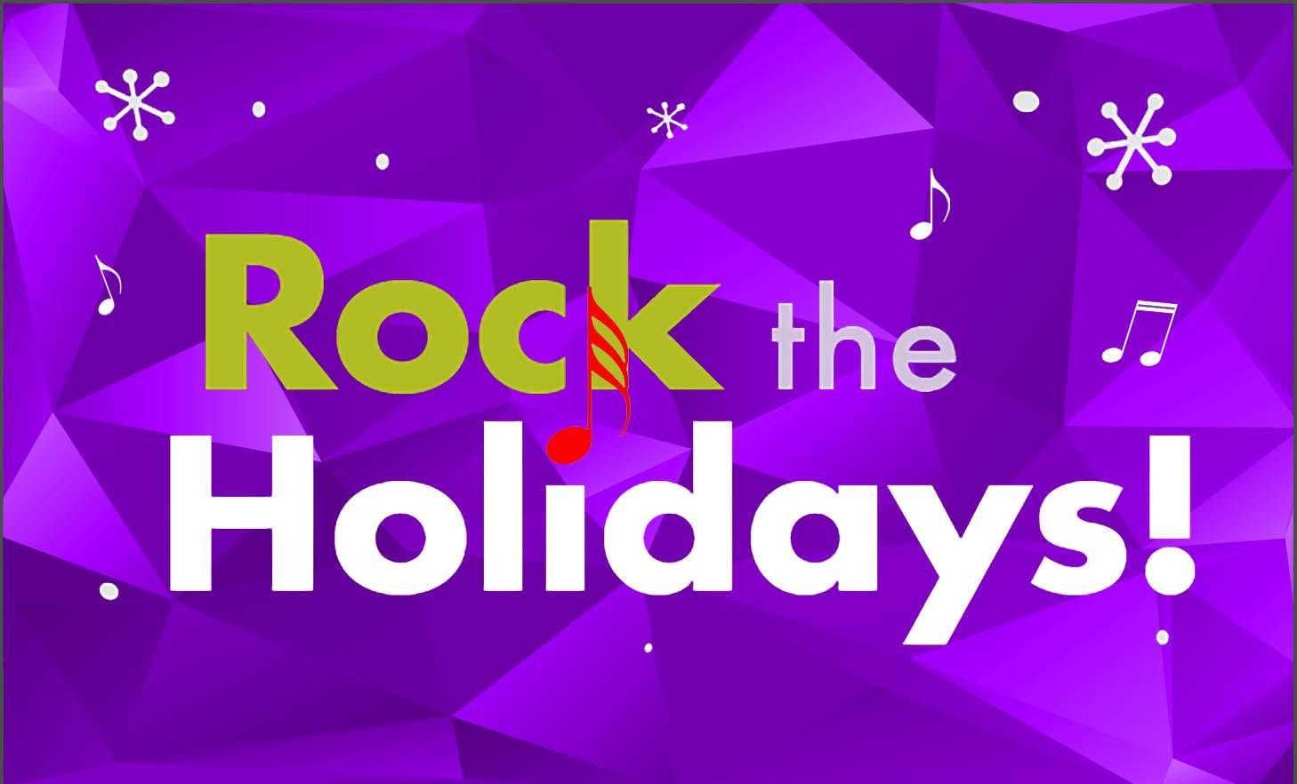 Rock the Holidays | Tucson, AZ | St. Mark's Presbyterian Church | December 8, 2017