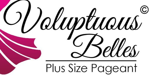 Voluptuous Belles Plus Size Pageant