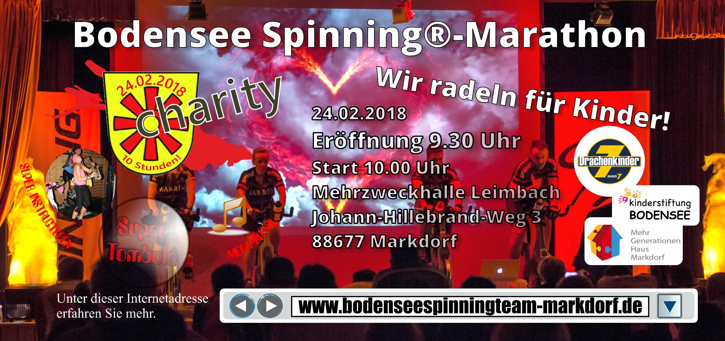 Bodensee Spinning®-Marathon