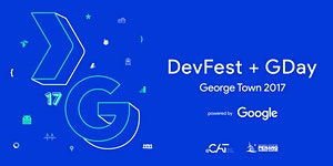 Devfest + GDay GeorgeTown 2017