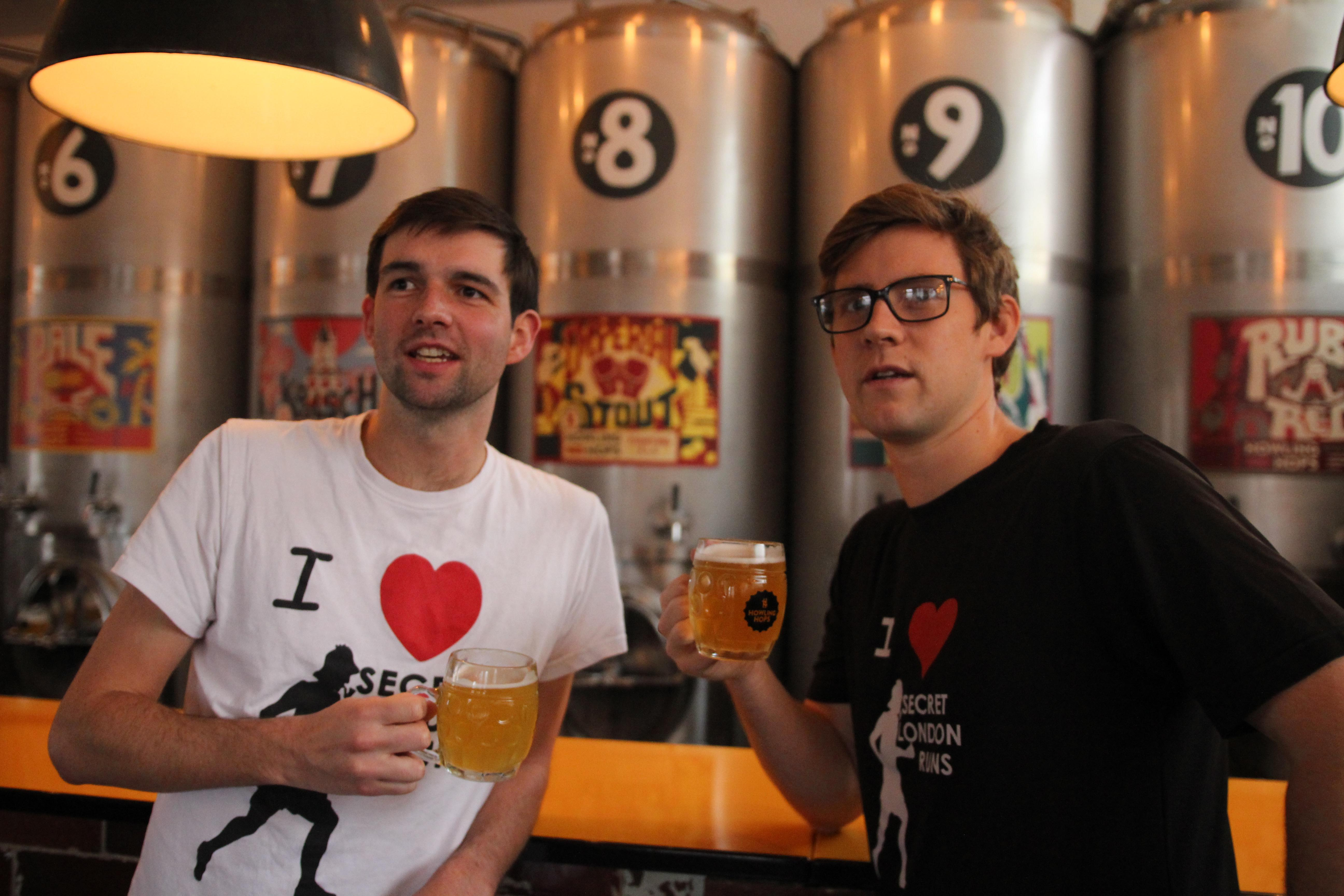 Running Tour: Craft Beers of the East End (Ch
