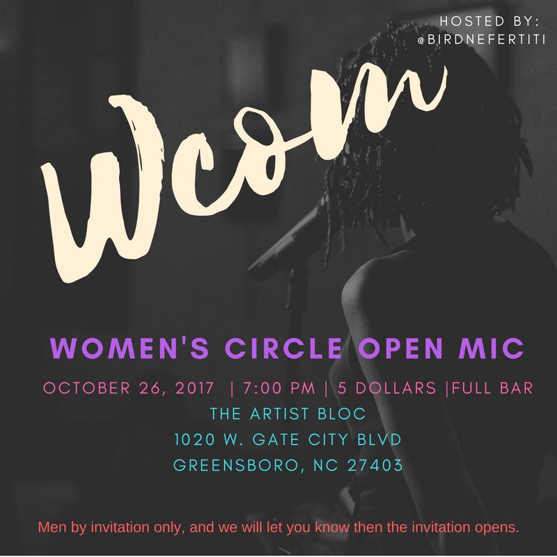 Women's Circle Open Mic