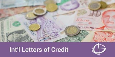 International Letters of Credit Seminar in Charlotte