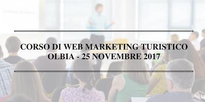 II°Corso di Web Marketing Turistico ad OLBIA