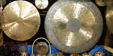 New Moon Gong Meditation with Mantra (December) tickets