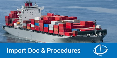 Importing Procedures Seminar in Houston tickets