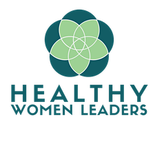 Healthy Women Leaders  logo