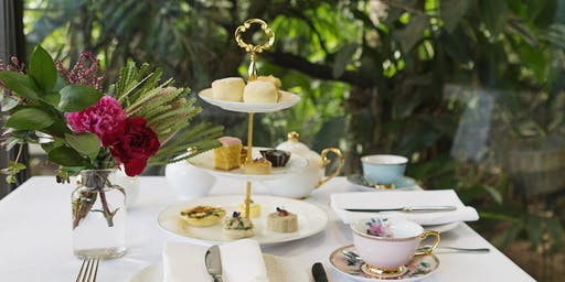 2019 High Tea at Melbourne Zoo