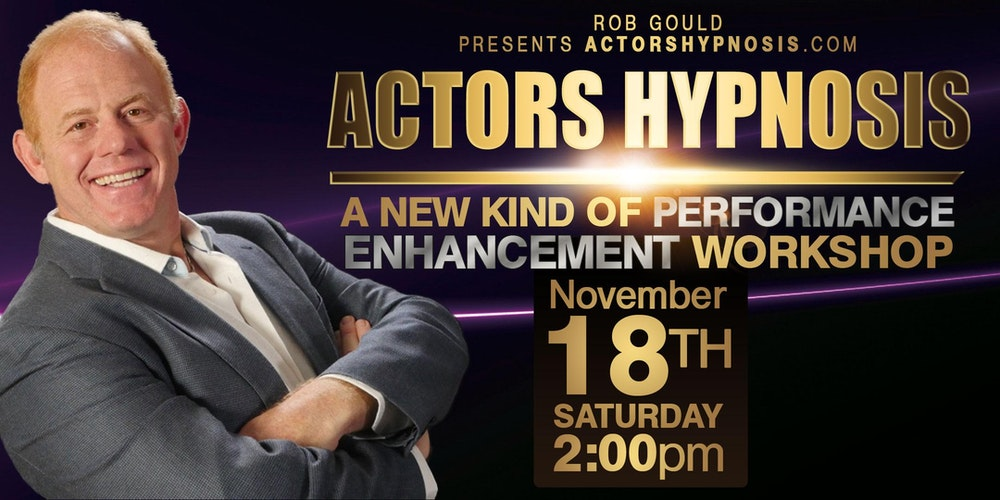 acting hypnotized