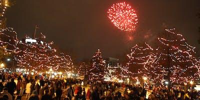 New Year's Fest Donation Portal