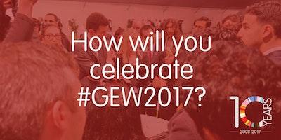 Global Entrepreneurship Week at QUB Launch