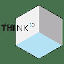 Think 3D logo