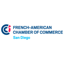 San Diego French-American Chamber of Commerce logo